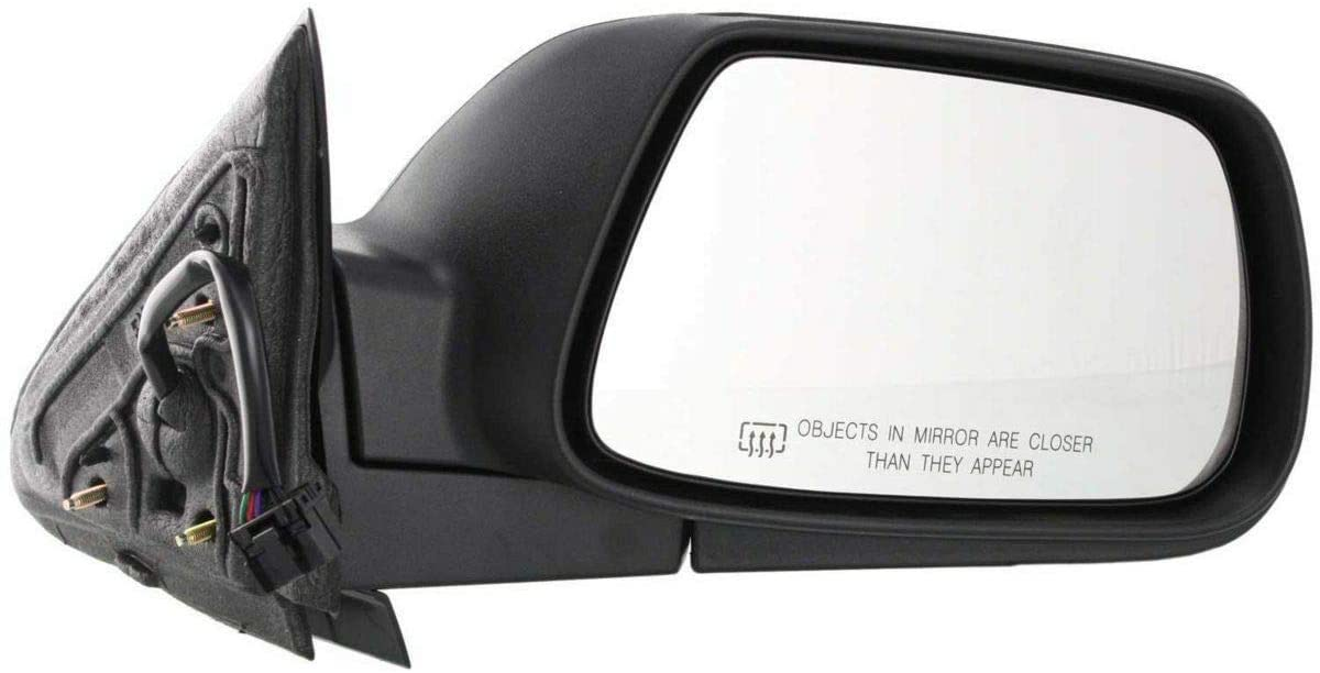 Parts N Go 2005-2010 Grand Cherokee Power Heated Door Mirror Passenger Side Right Hand - 55156452AF, CH1321246