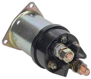 Rareelectrical 24V STARTER SOLENOID COMPATIBLE WITH CATERPILLAR TOOL CARRIER IT18B IT28B 3204 8N2447 3T2764 7T-0258 7X-1955
