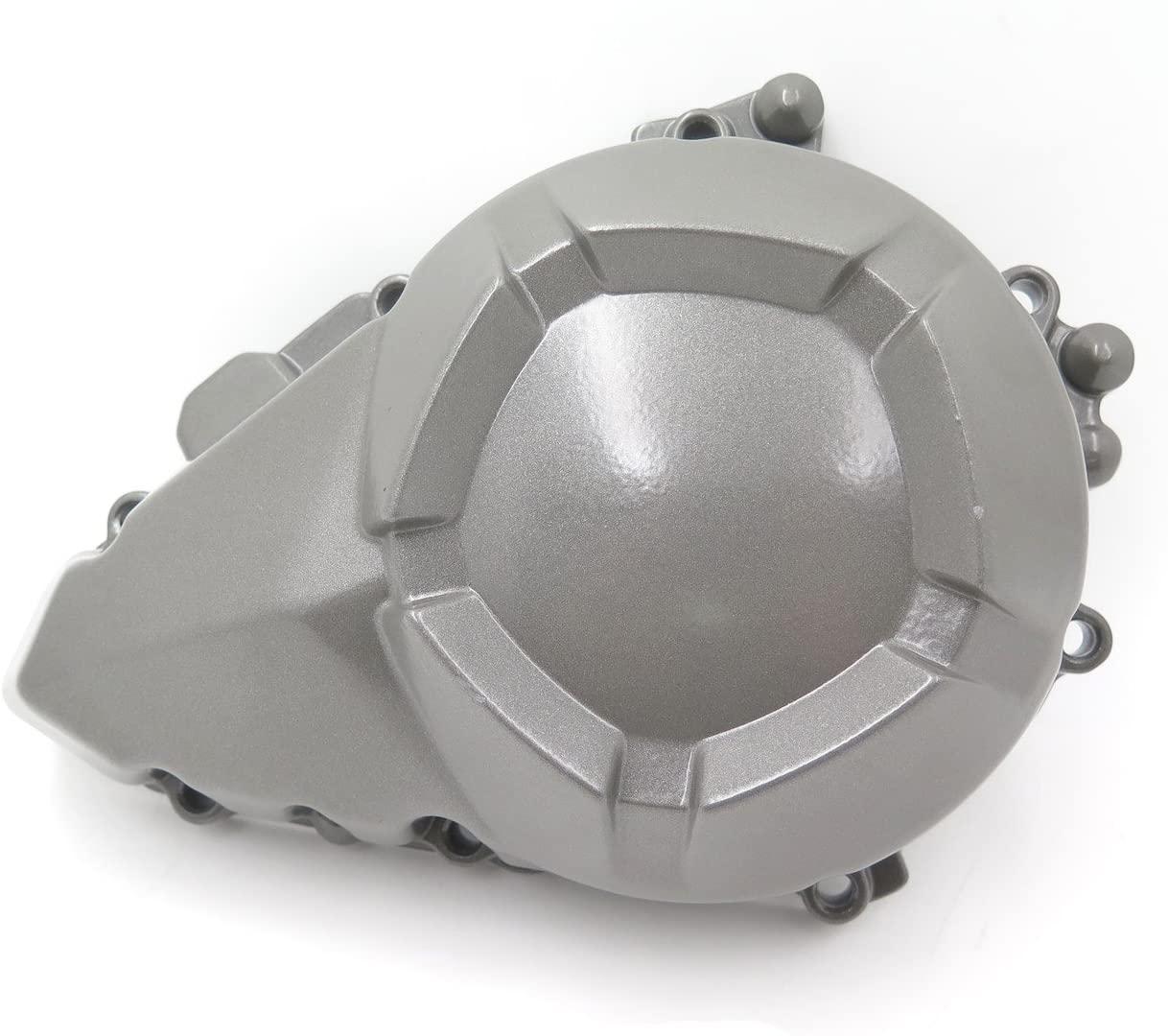 HONGK- Aluminum Stator Engine Cover Crankcase Crank Case Compatible with kawasaki Z800 2013 2014 [B01N958YJU]