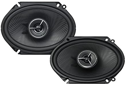 Kenwood Excelon KFC-X683C 6x8 Inch 2-Way Custom Fit Speaker System