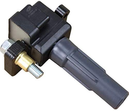 Premium Ignition Coil on Plug COP Pack For 2010-2017 Subaru Turbocharged 2.5L OEM Fit C665