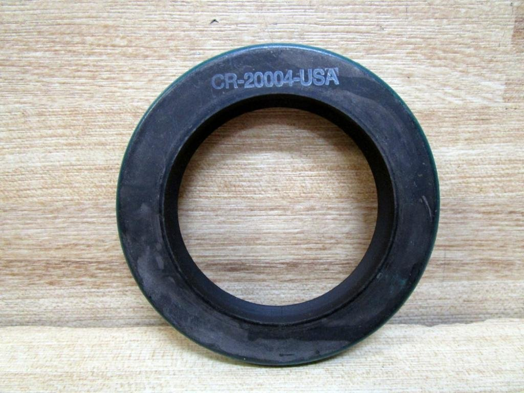 CHICAGO RAWHIDE 20004 Oil Seal 2X3X3/8IN Nitrile MAX:3600RPM 10PSI
