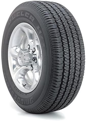 Bridgestone Dueler H/T 684 II All-Season Radial Tire - 255/70R17 110S