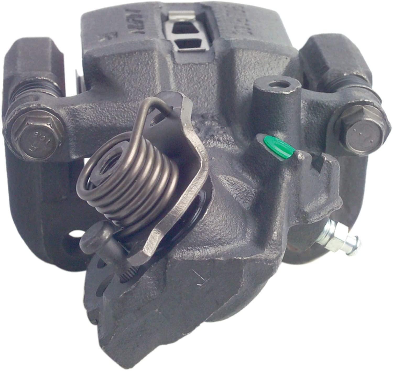 Cardone 19-B1613 Remanufactured Import Friction Ready (Unloaded) Brake Caliper