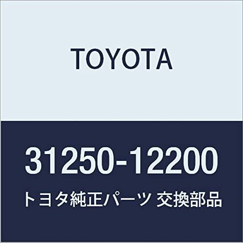 Toyota 31250-12200 Clutch Disc Assembly