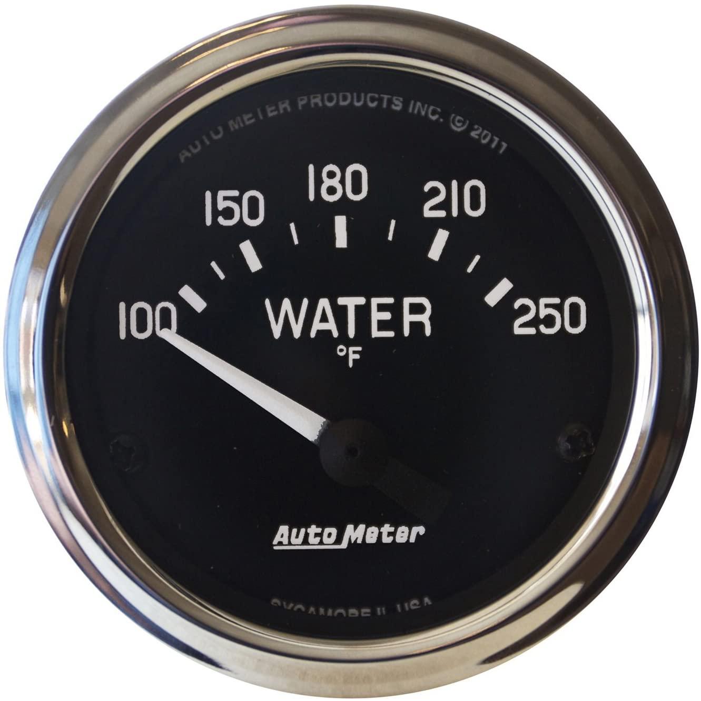 Auto Meter 201015 Cobra Electric Water Temperature Gauge