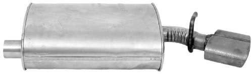 Walker 53515 Quiet-Flow Stainless Steel Muffler Assembly