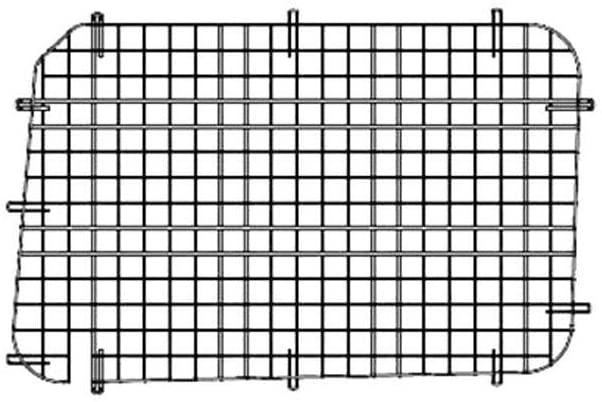 Weather Guard 88063 Transit Van Window Screen, Side