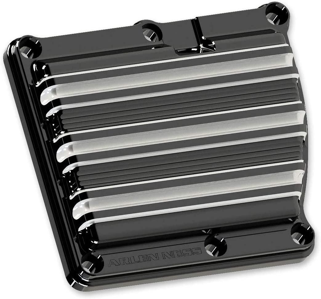 Arlen Ness Black10-Gauge Transmission Top Cover 03-863