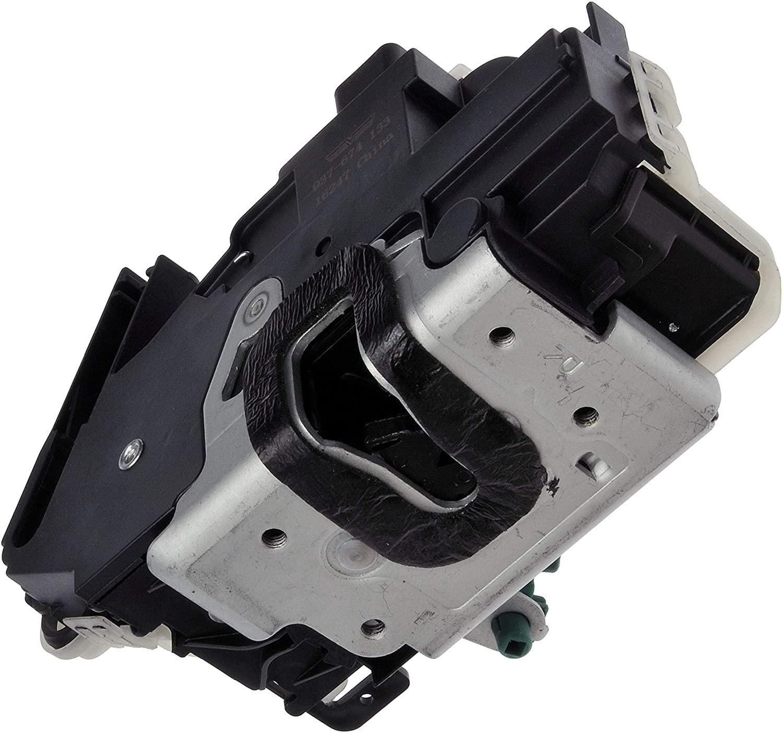 Dorman 937-674 Front Passenger Side Door Lock Actuator Motor for Select Ford/Lincoln Models