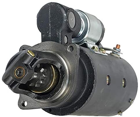 Rareelectrical NEW 12V STARTER COMPATIBLE WITH CASE 815 915 1969-1976 104208A1 10461665 1113642 1113647