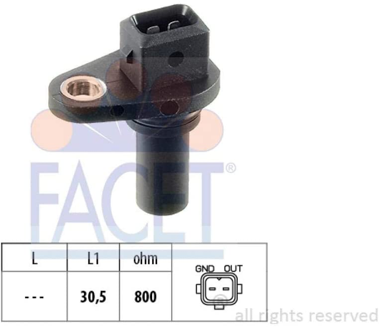 Facet - 9.0028 - Revolution And Timing (CKP And CMP) Sensors