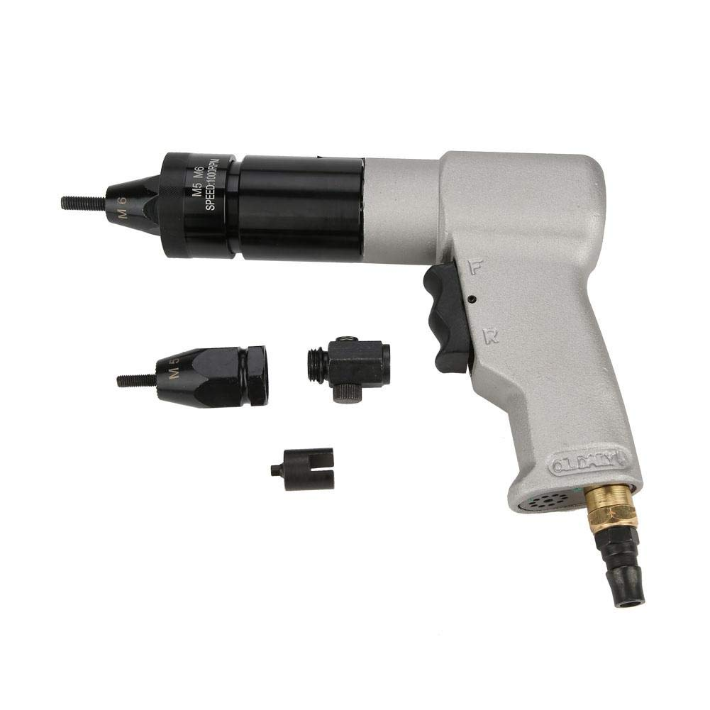 Air Riveter, Industrial Pneumatic Riveting Gun Pull Nut Automatic Air Riveter Nut Gun Tools-Quality is Our Culture