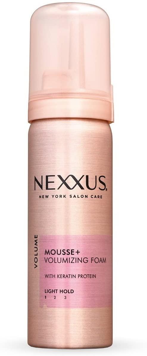 Nexxus Mousse Plus Volumizing Mousse Professional 2 Oz