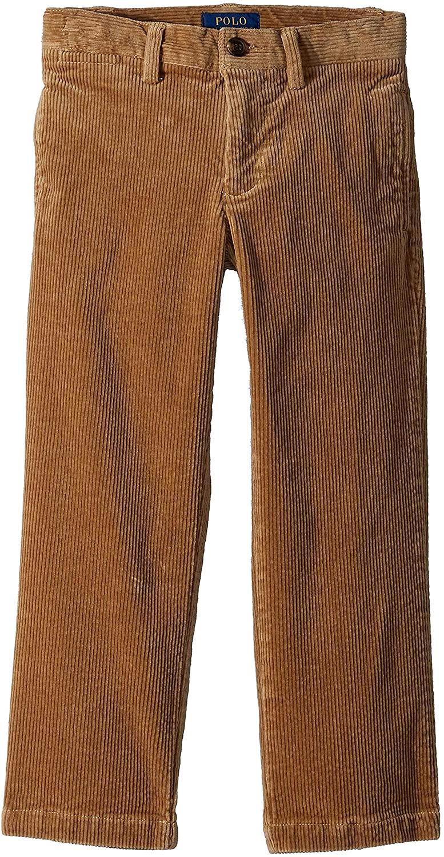 Polo Ralph Lauren Boys Slim Fit Stretch Corduroy Pants