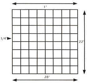Dowl-it Graph Paper