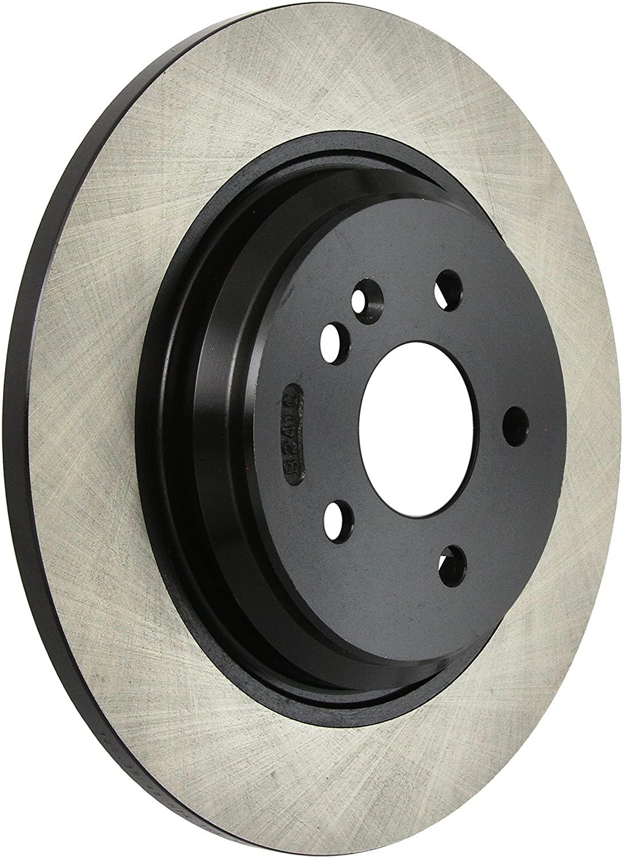 Centric Parts 121.35043 C-Tek Standard Brake Rotor