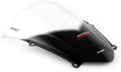 Puig 4356W Clear Racing Screen