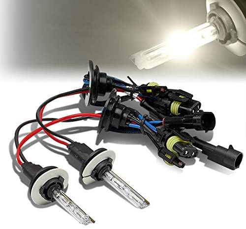 DNA Motoring HIDDTLB900443K HID Light Bulbs