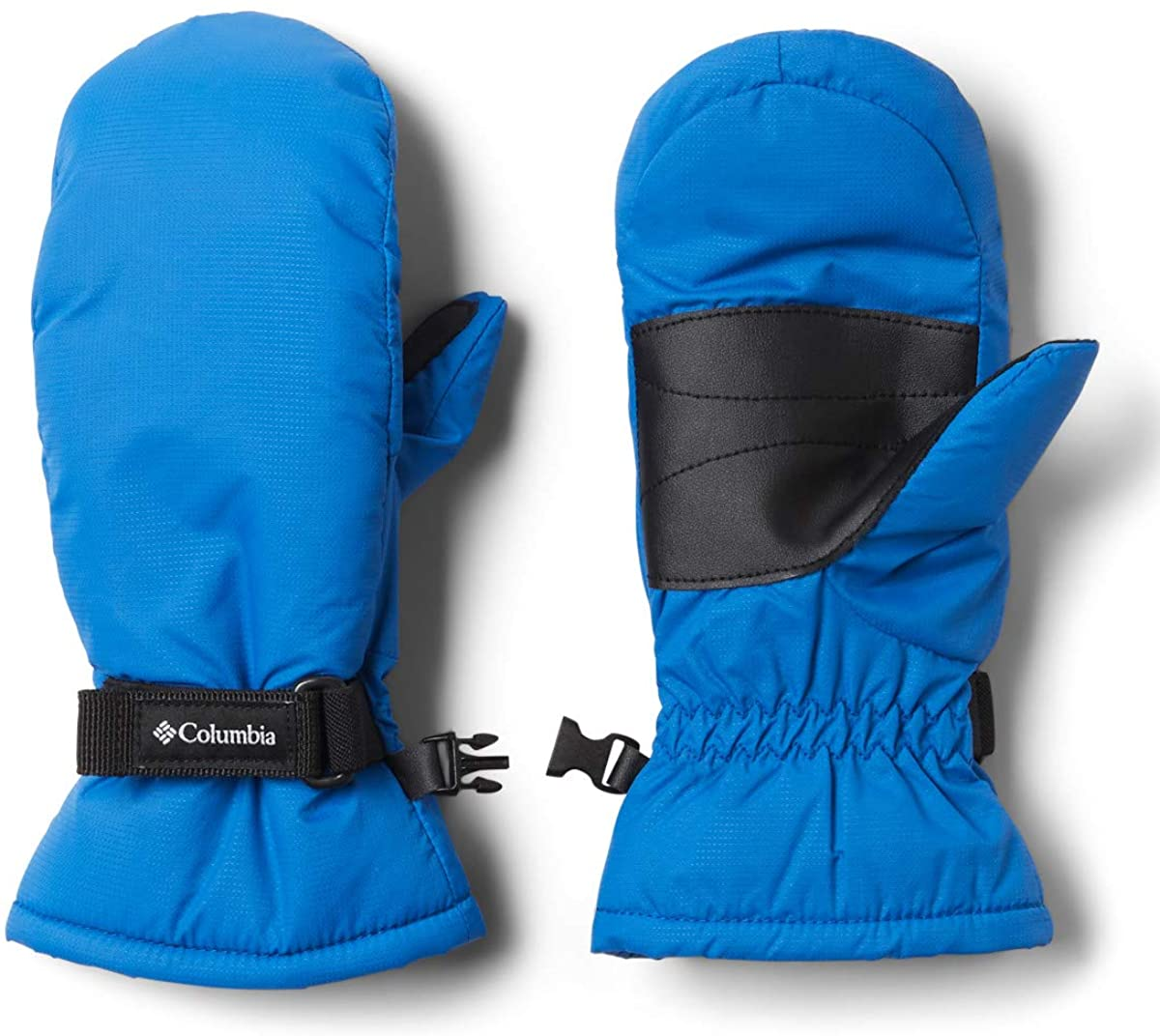 Columbia boys Y Core Mitten Cold Weather Gloves, Bright Indigo, Large US