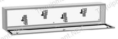 Hammond Manufacturing CST2103 SPLITTER TROUGH 24X6X4, 125A
