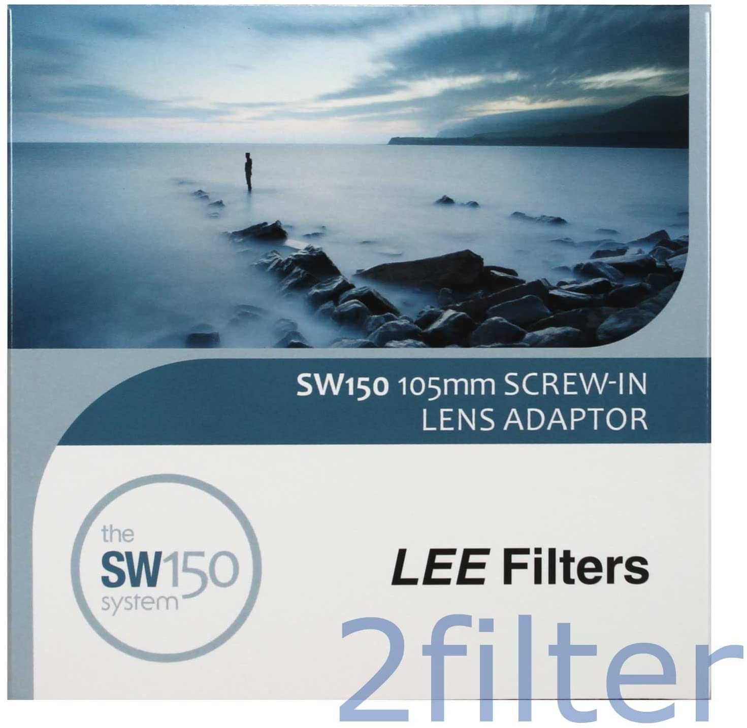 Lee Filters SW150 105mm Screw-in Lens Adapter for SW150 Mark II Holder