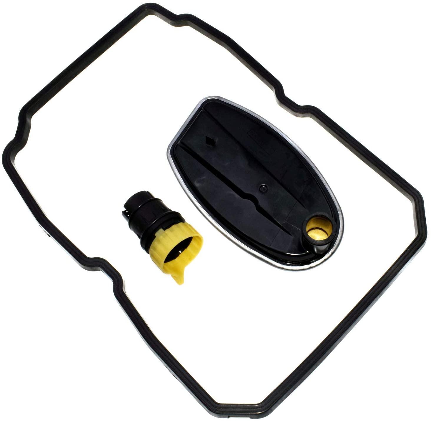Transmission Filter Kit with Pin Connector 1402710080 1402770095 2035400253 NEW FOR Mercedes-Benz Sprinter 2500 Sprinter 3500 G55 AMG CL600 E350 C350 Dodge Sprinter 3500 Sprinter 2500 2005-2012