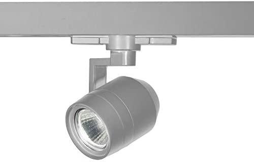WAC Lighting WHK-LED512S-927-PT 12W LED Paloma Track Head for 277V W Track, Spot, 2700K, 90 Circuit