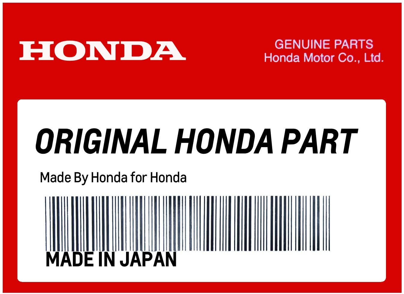 Honda 08L56-MCA-100E Saddlebag Cooler