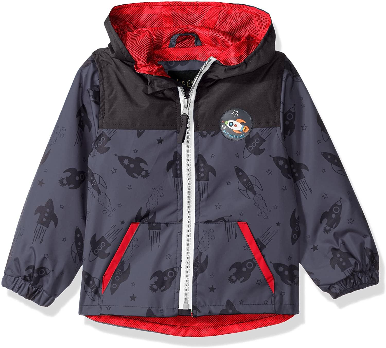 iXtreme Boys' Poly Twill Flight Jacket W/Satin Lining