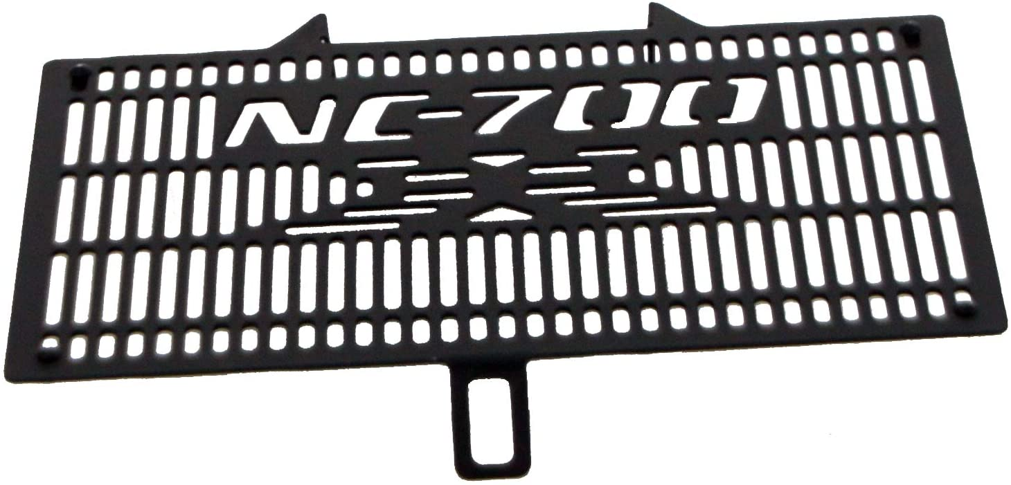 Radiator Grill Guard X MODEL Compatible with Honda NC700S (2012-2018)