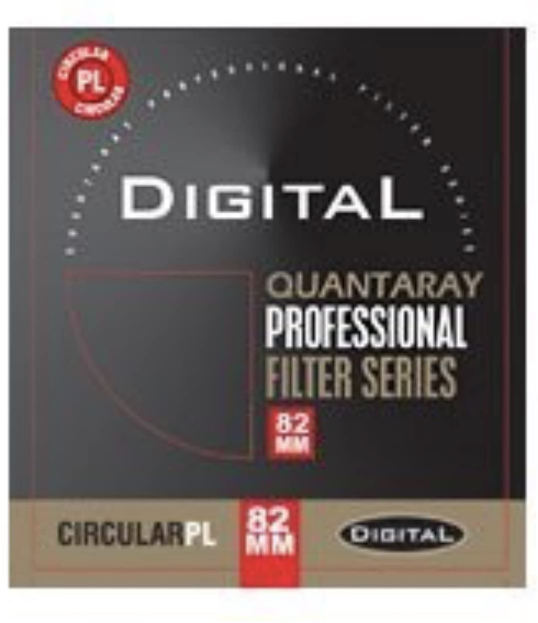 Quantaray 58mm Circular Polarizing C-PL Filter