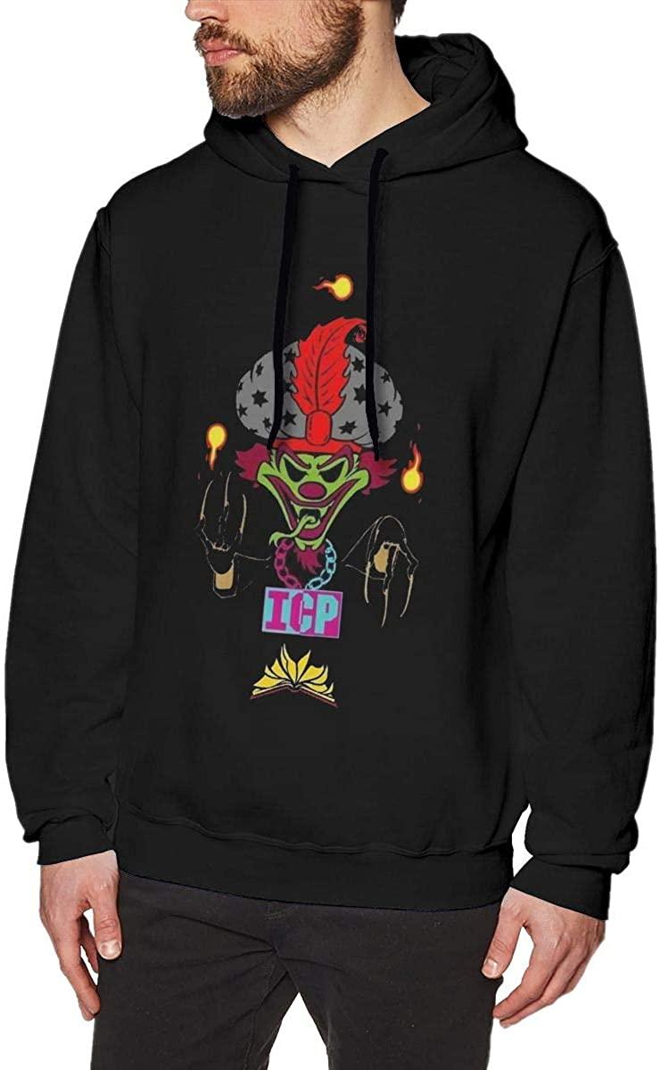 Insoane Clowon Posose Youth Hip hop Sport Sweatshirt Hoodie Interesting Pullover Hooded Tops