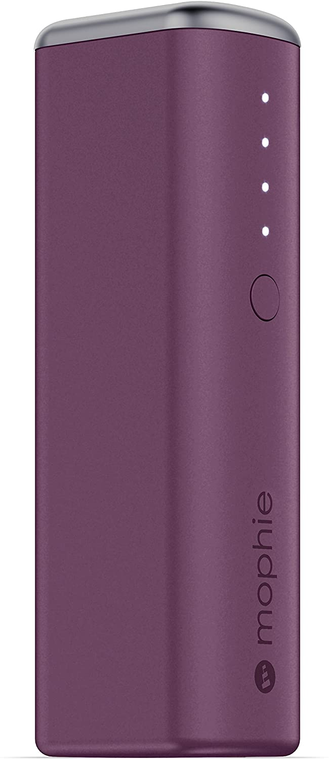 mophie Power Reserve 1X (2,600mAh) - Purple