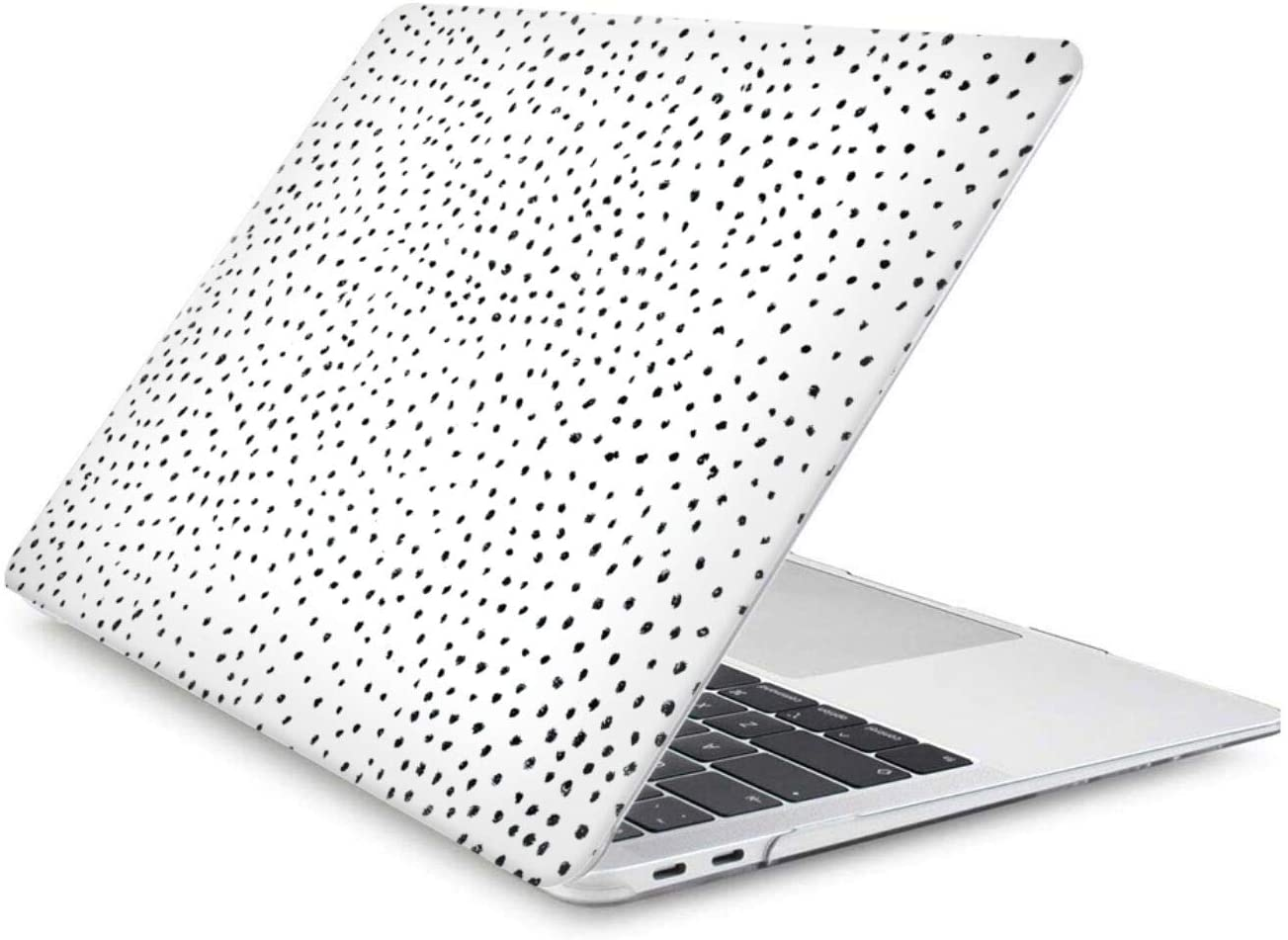 Head Case Designs Officially Licensed Caitlin Workman Dotted Patterns Hard Crystal Case Cover Compatible with MacBook Pro 16
