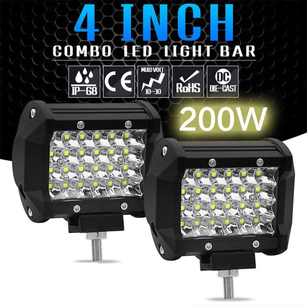 DragonPad LED Work Light Bar 200W 4