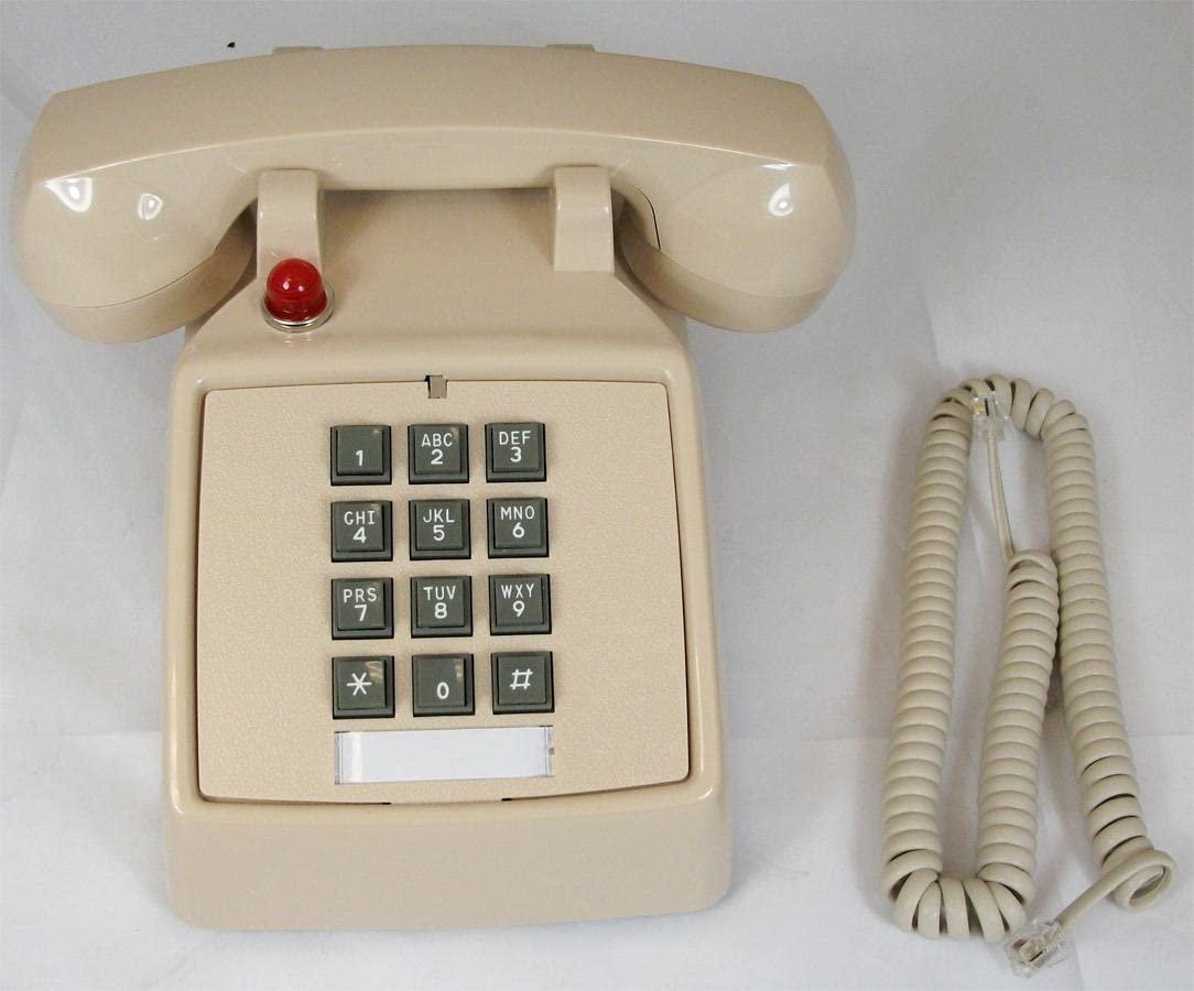 Cortelco 250044-VBA-57MD Desk w/Message Waiting
