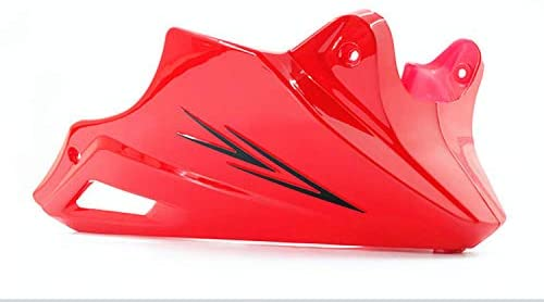 AKDSteel for HON/DA MSX 125 2013 2014 2015 Motorcycle Engine Protector Guard Cover red