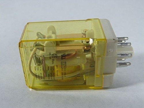 IDEC Corp. RR2PULAC120V IC RR2P-ULAC120V DPDT W/LED