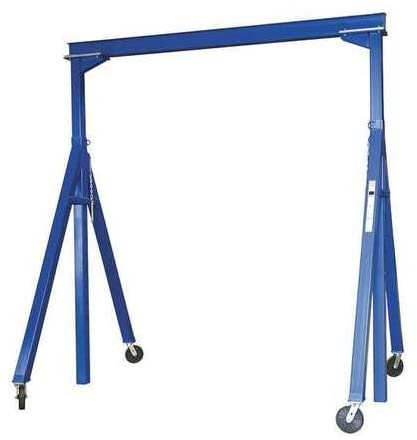 Adjustable Height Steel Gantry Crane