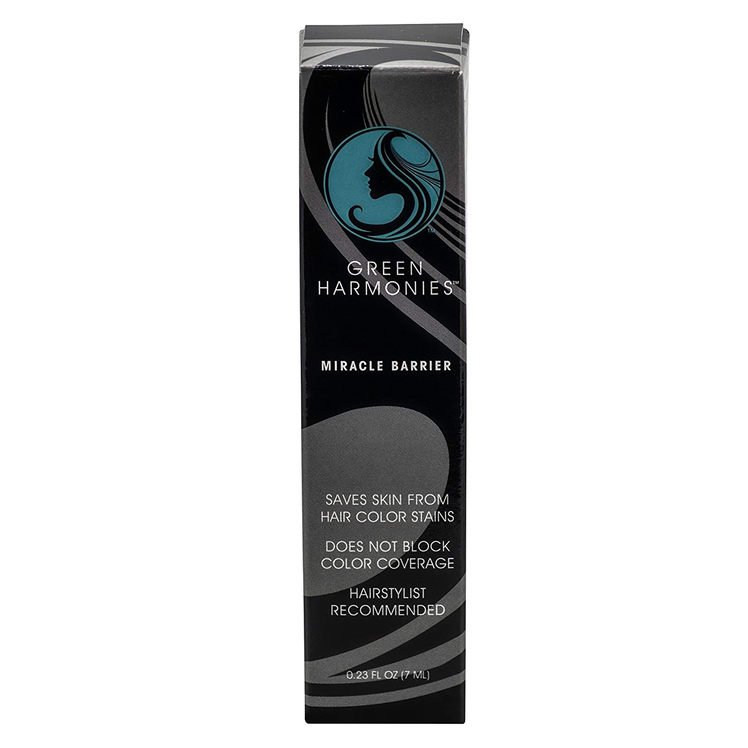 Miracle Barrier hair color barrier cream. Salon approved & tested a perfect stain protector! A quick and easy way to avoid color stains! Ideal for all hair color needs. Use it at home or in the salon!