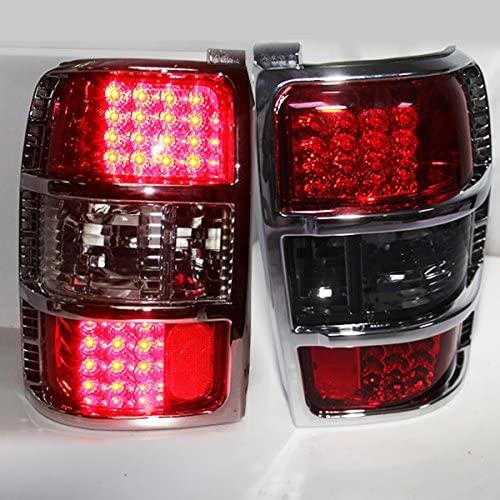 Generic for 1991-1999 year MITSUBISHI Pajero V32 V31 LED Tail lamp Red Black