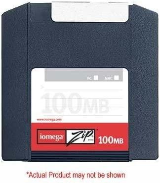 Iomega 2PK Zip 100MB Clamshell PC/MAC (32601)