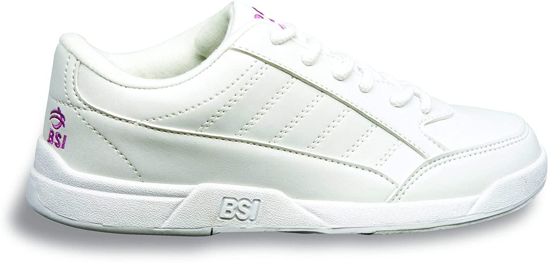 BSI Girl's Basic #432 Bowling Shoes (Renewed)