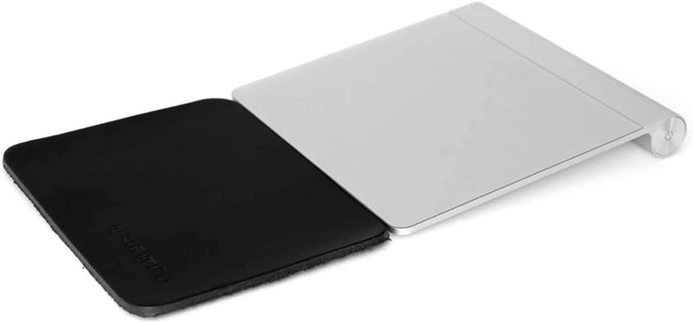GRIFITI Leather Slim Wrist Pad 5 for Trackpads, Numpads, Mice