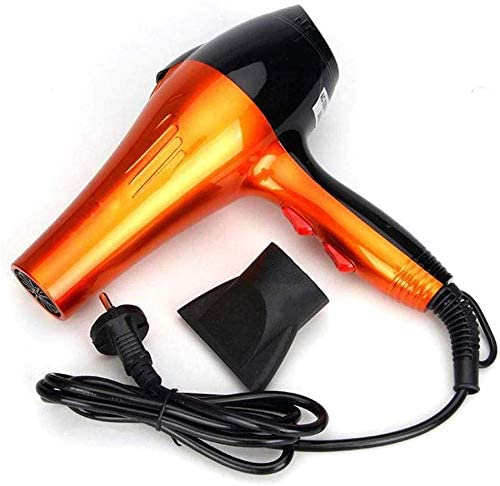 Hair Dryer, 3000W Professional Hair Dryer Salon Anti-Frizz Hairdryer, Negative Ionic 2 Speed 3 Heat Setting Powerful Ac Motor Blow Dryer for Household