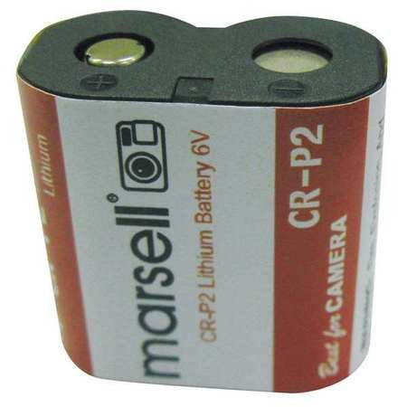 Battery, 223, Lithium, 6V