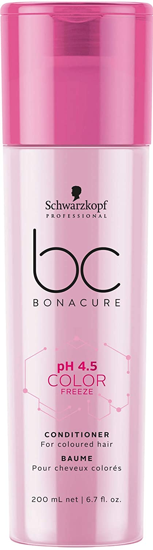BC BONACURE pH 4.5 Color Freeze Conditioner, 6.7-Ounce