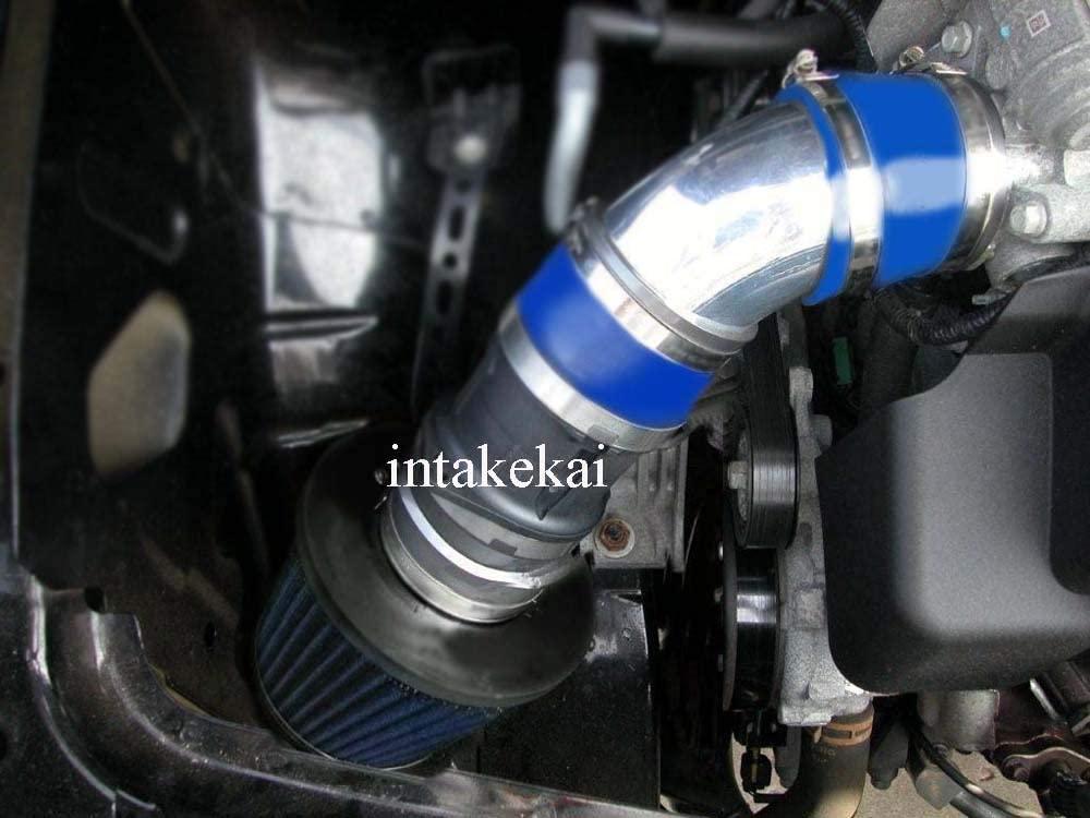 PERFORMANCE AIR INTAKE KIT FIT 2005-2008 CHEVROLET EQUINOX 3.4L V6 ENGINE (BLUE)