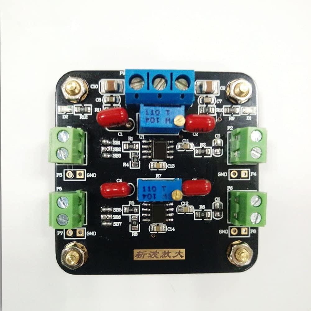 1 pc ICL7650 Module weak Signal Amplification DC Signal Amplification Chopper Amplifier Dual